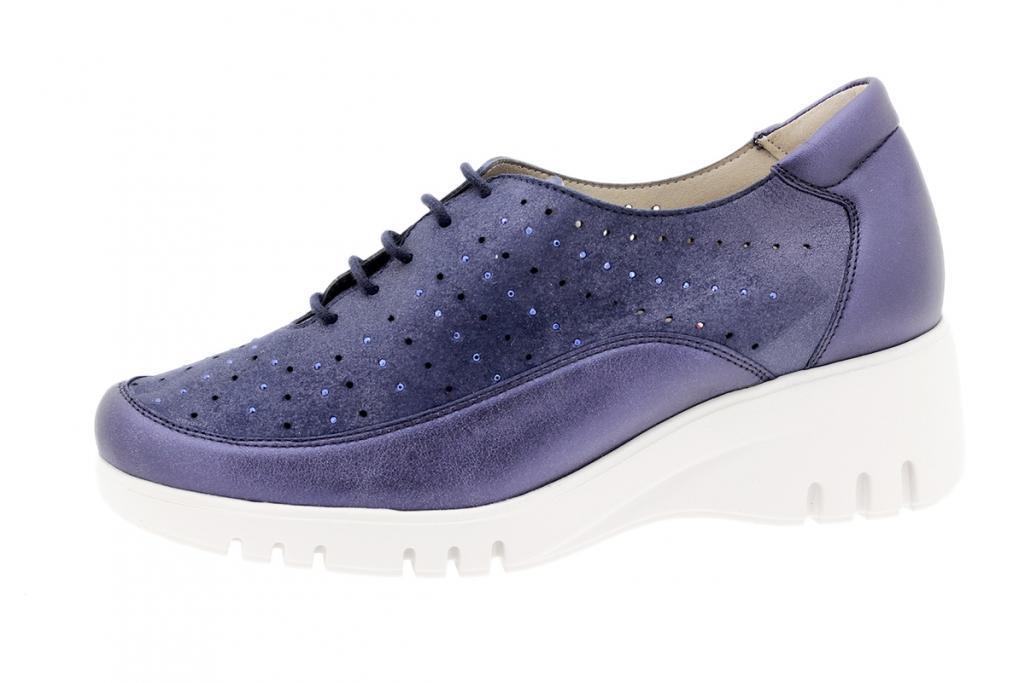 Sneaker Blue Metal 200924