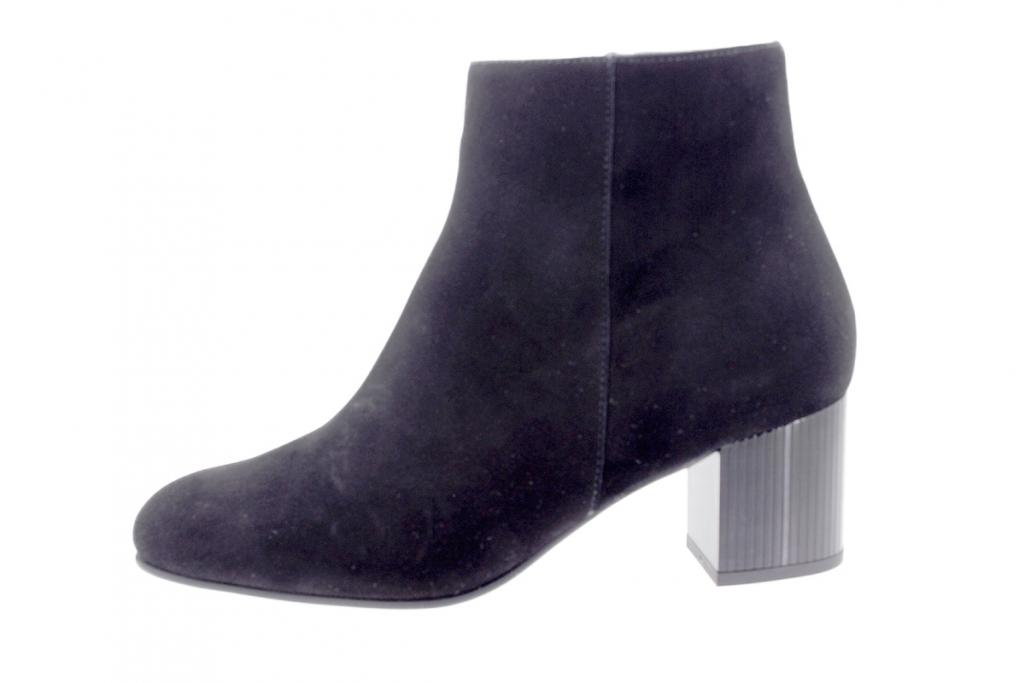 Ankle boot Black Suede 205315