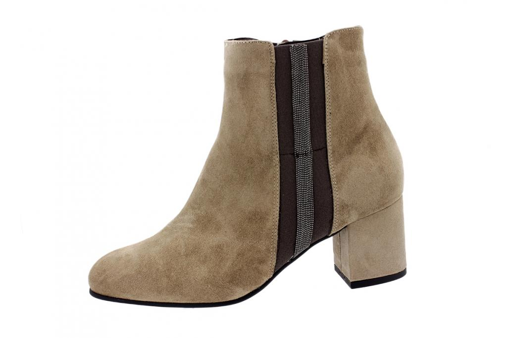 Ankle boot Sand Suede 205318
