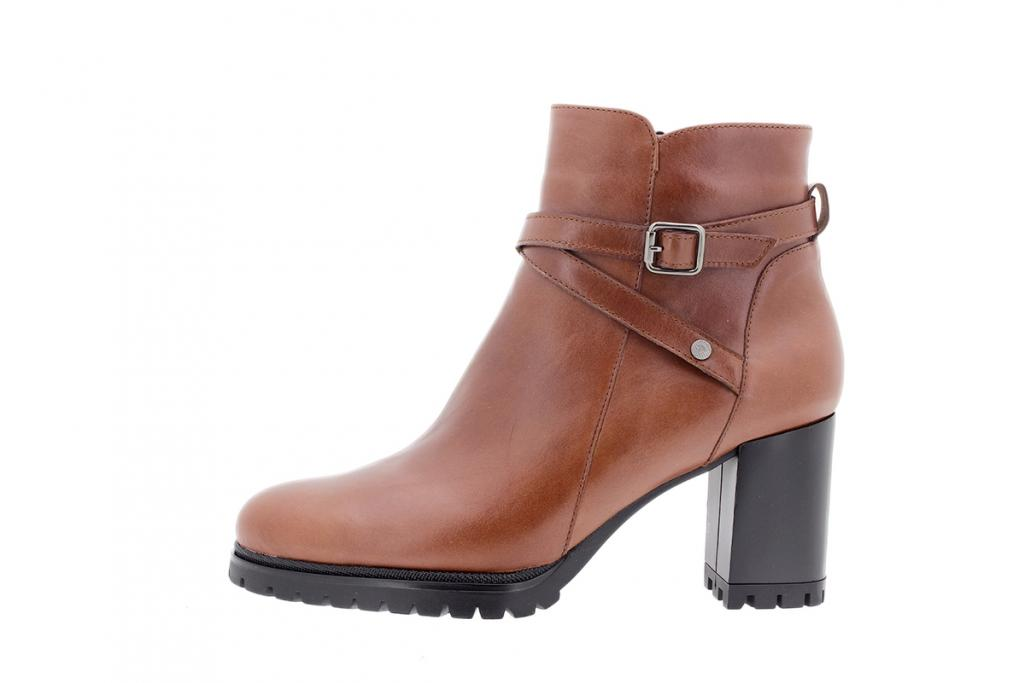 Ankle boot Toffe Leather 205435