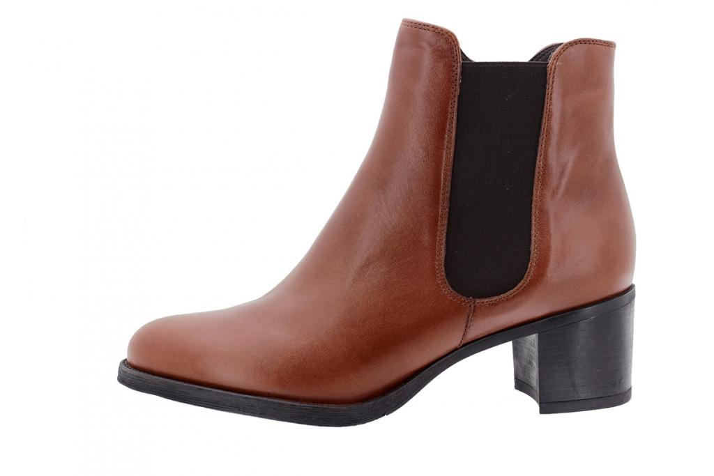 Ankle boot Toffe Leather 205447