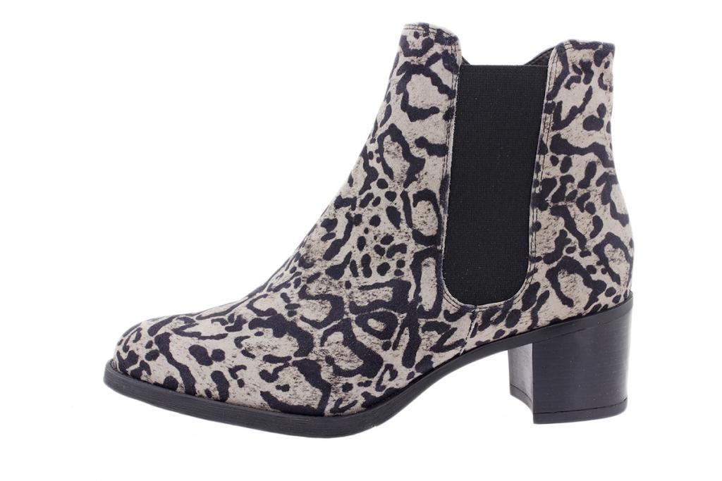 Ankle boot Sand Print 205447