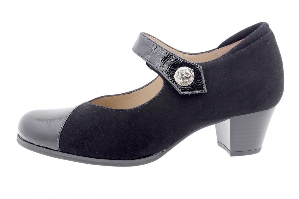 Mary-Jane Black Patent 205463