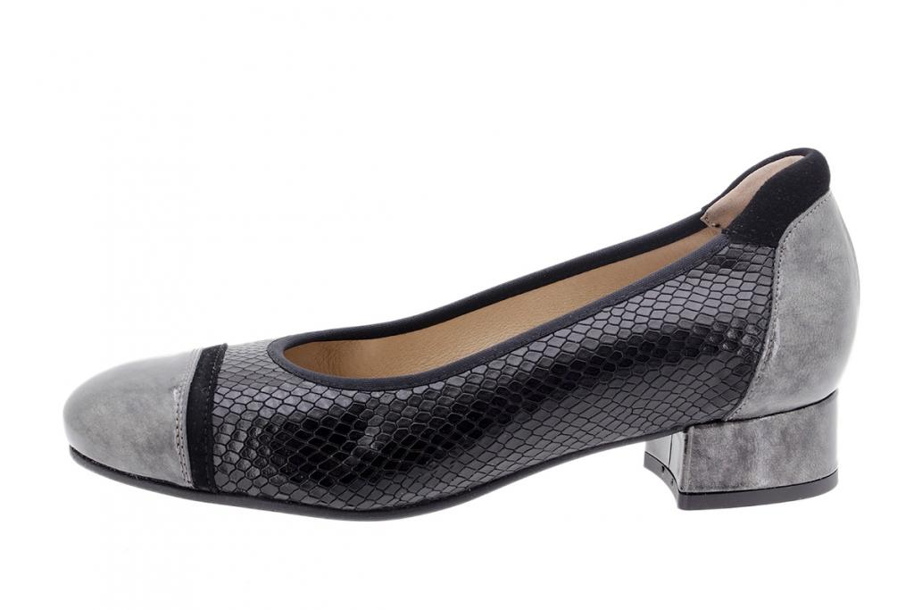 Pump Grey Patent 205533