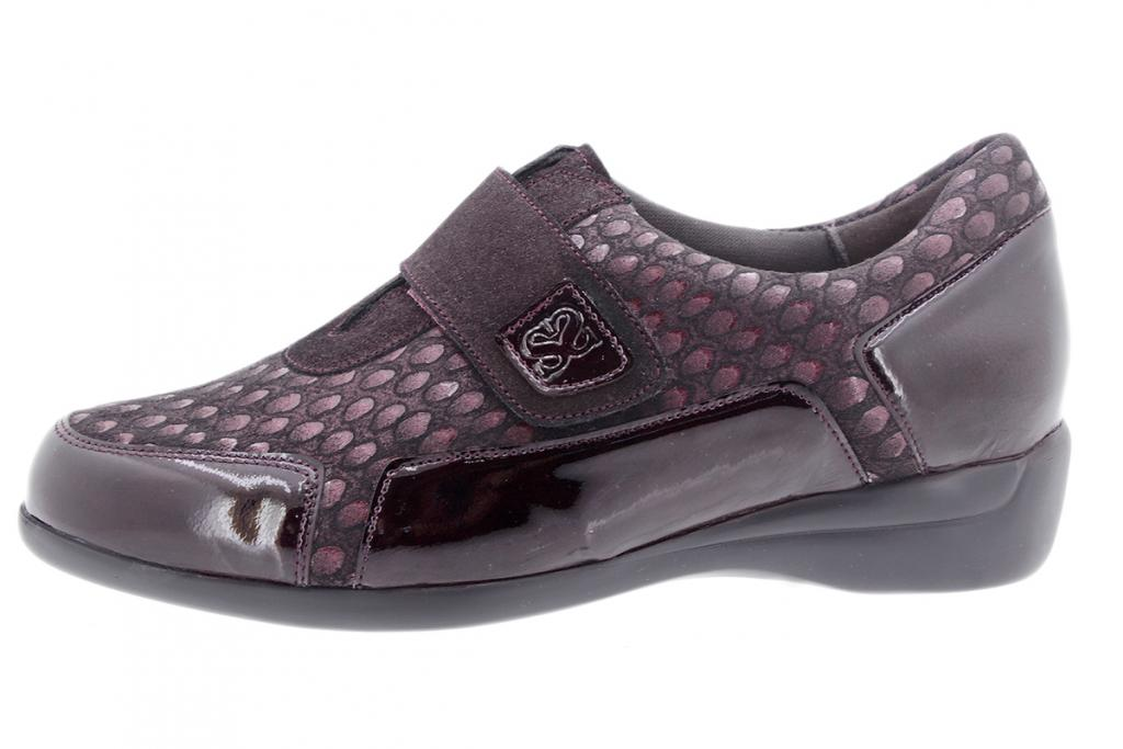 Elastic Fitting Bordeaux Patent 205578