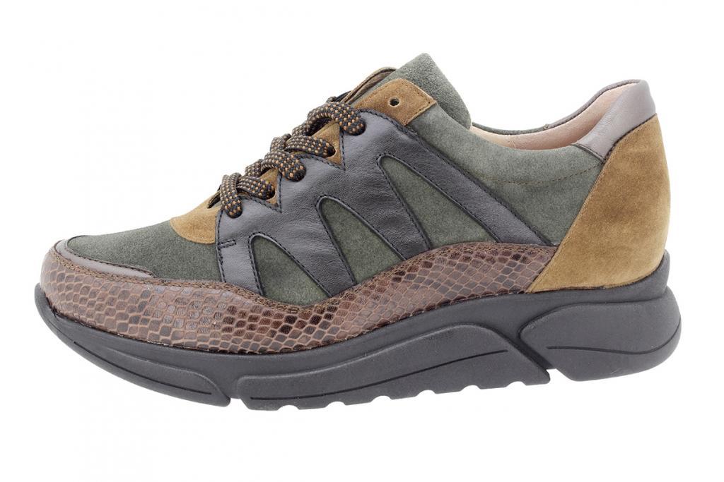 Sneaker Brown Snake 205763