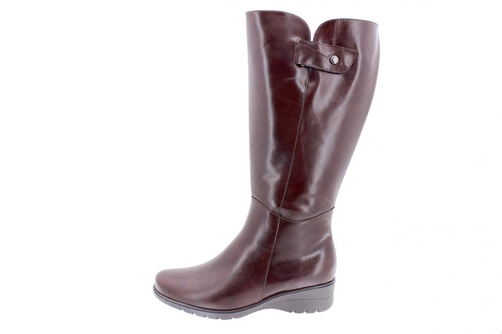 Boot Brown Leather 205981 2XL