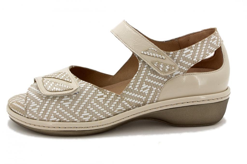 Removable Insole Sandal Sand Patent 210409