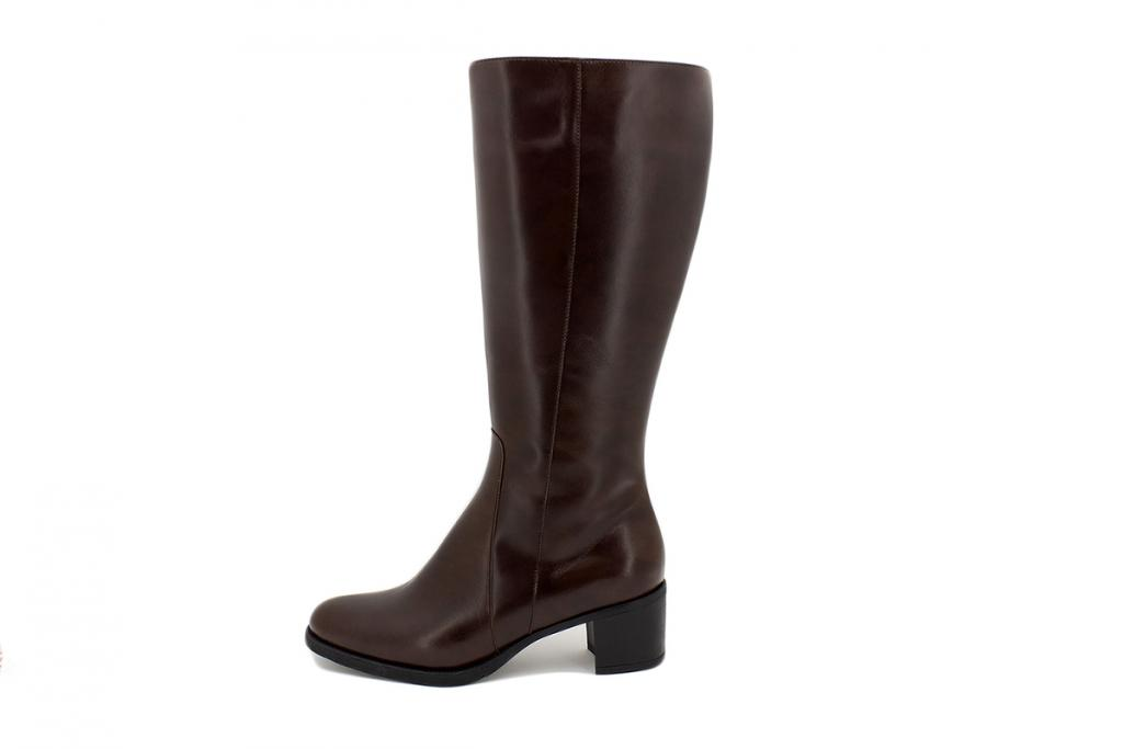 Boot Brown Leather 215451