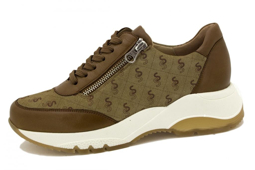 Sneaker Ginger Leather 215724