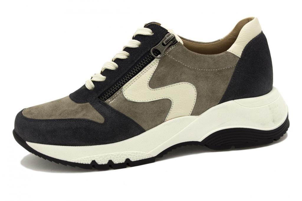 Sneaker Grey Suede 215726