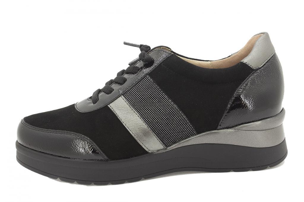 Lace-up shoe Black Patent 215751
