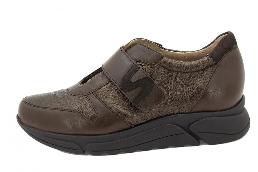 Sneaker Brown Leather 215765