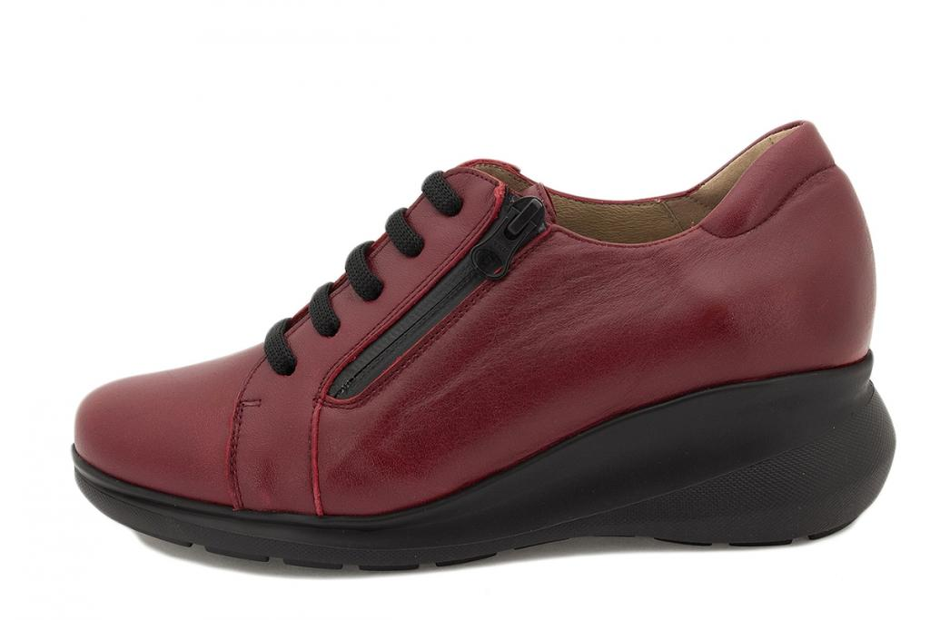 Lace-up shoe Ruby Leather 215825