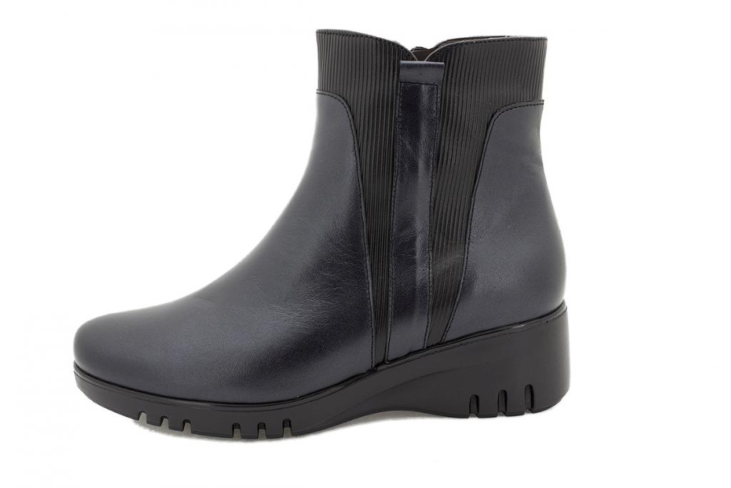 Ankle boot Black Pearly 215902