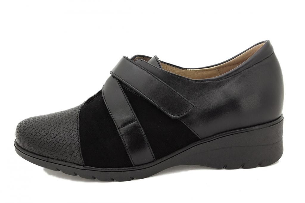 Velcro shoe Black Snake 215956