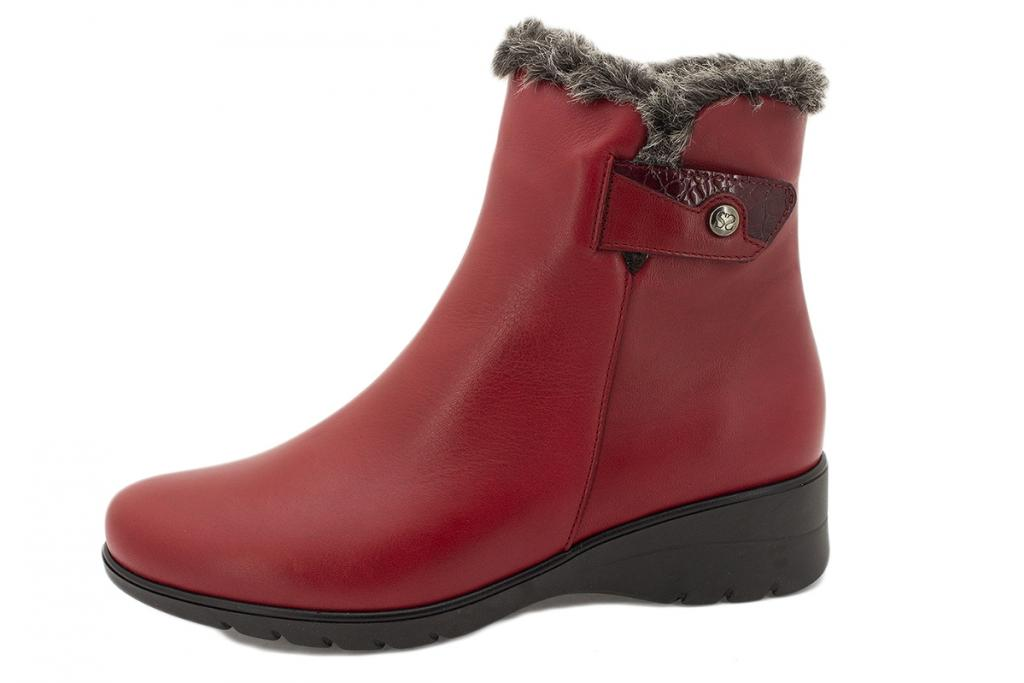 Ankle boot Ruby Leather 215974