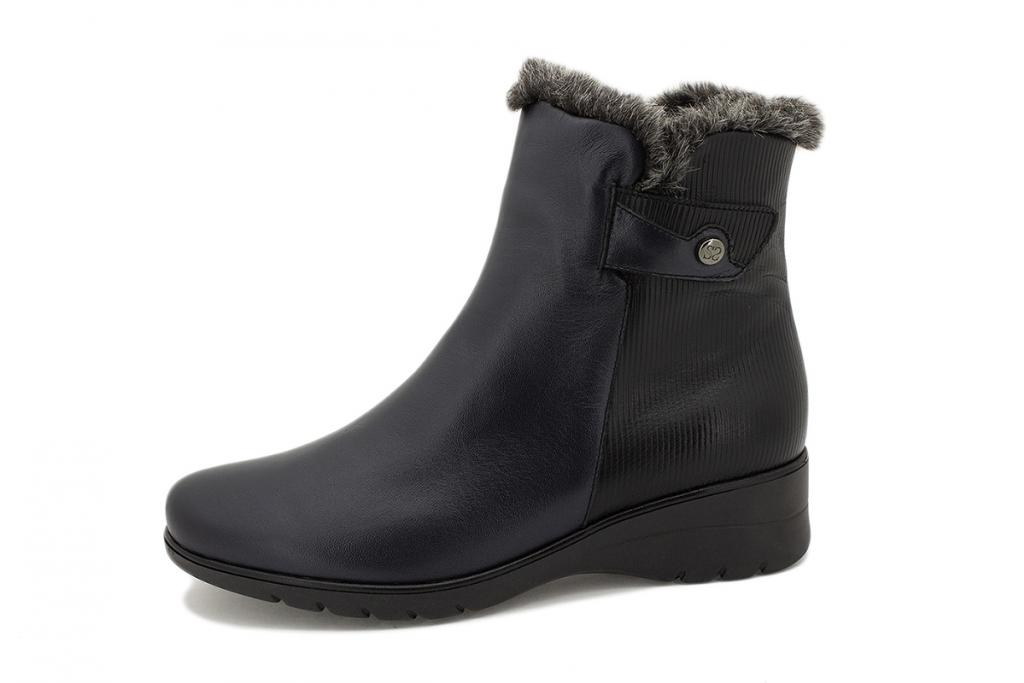 Ankle boot Black Pearly 215974