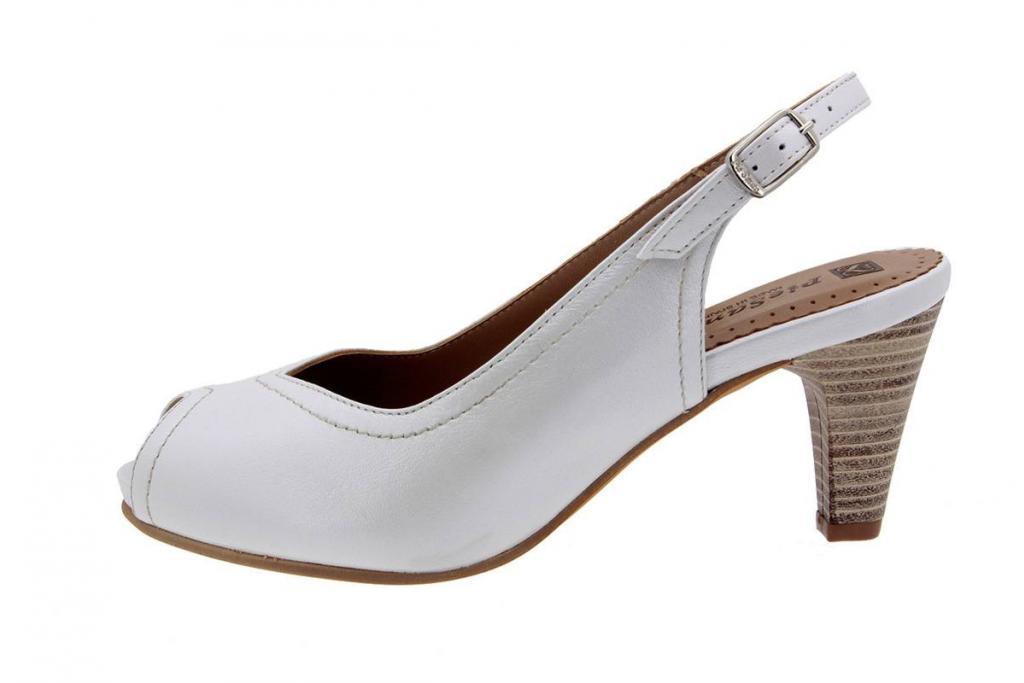 Heel Sandal Pearly Ice 4260