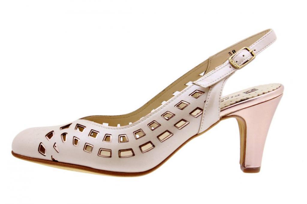 Dress shoe Pearly Cream 4277-F