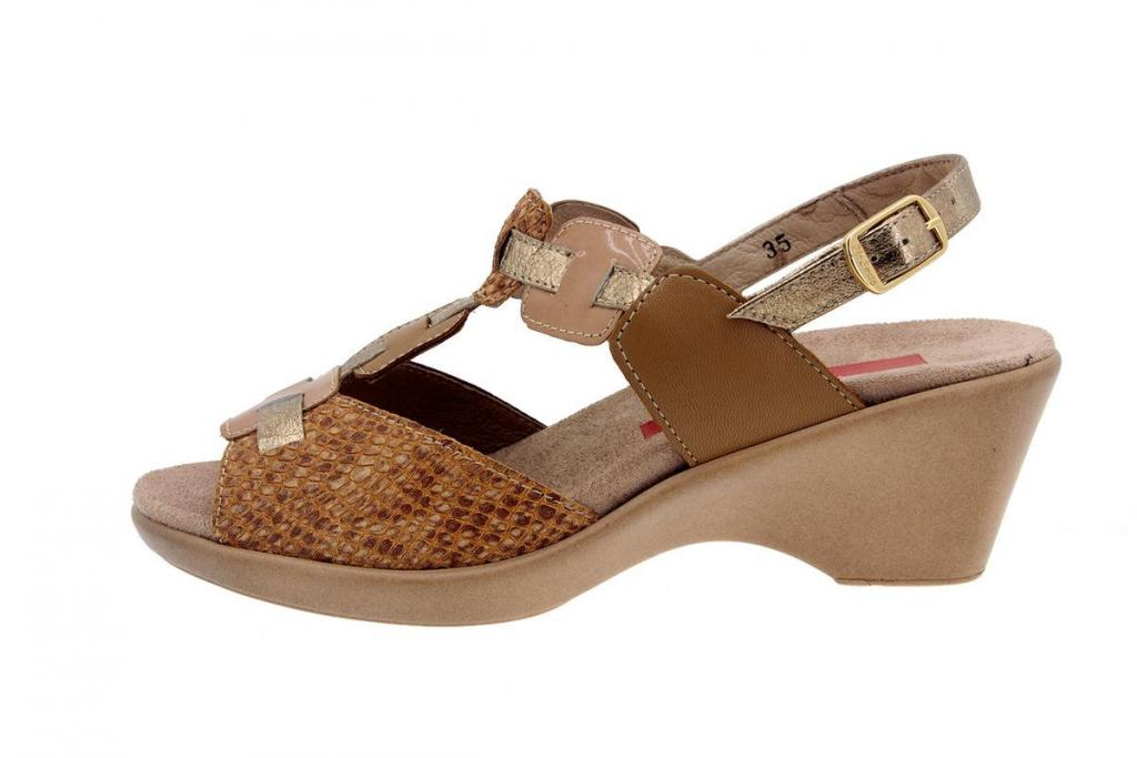 Removable Insole Sandal Pearly Cava 4853