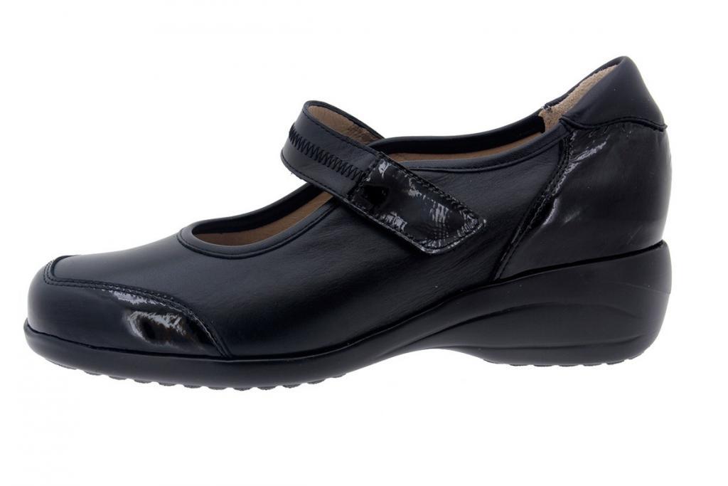 Mary-Jane Patent Black 5990