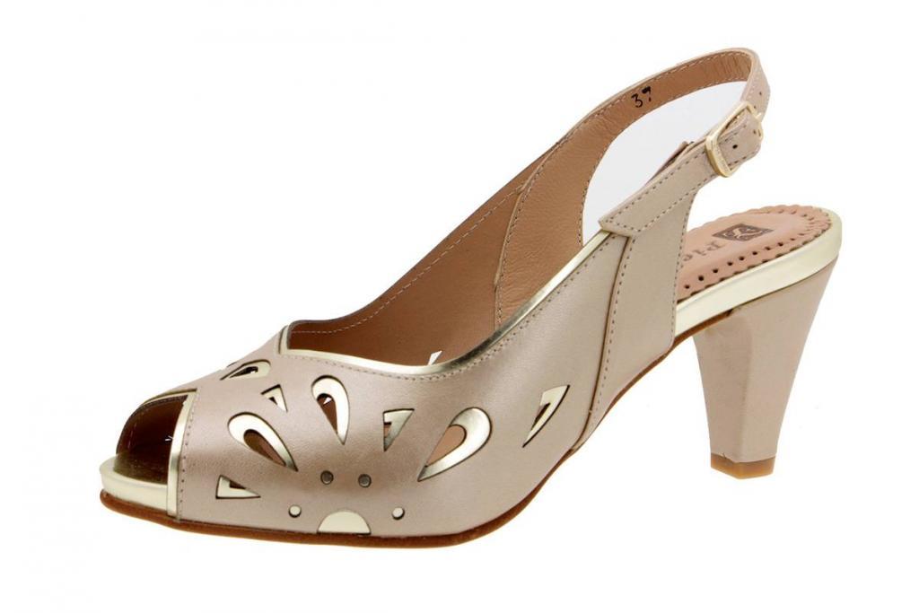 Dress shoe Pearly Platinum 6279-F