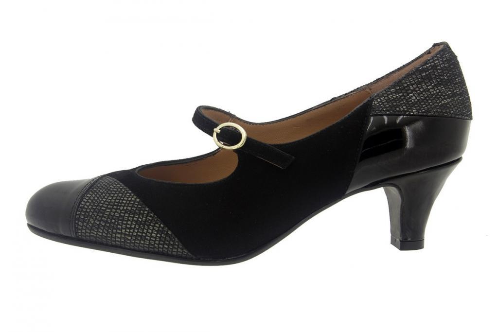 Mary-Jane Patent Black 7227