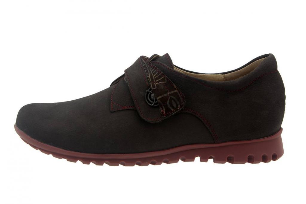 Sneaker Nubuck Brown 7526