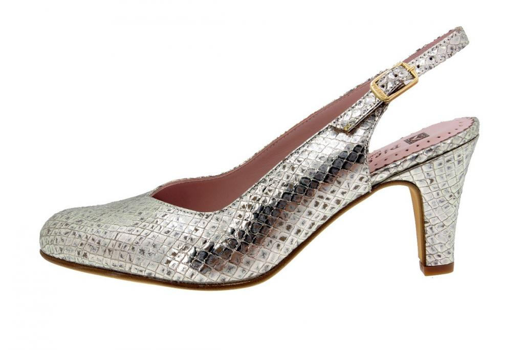 Court shoe Snake Platinum 8210