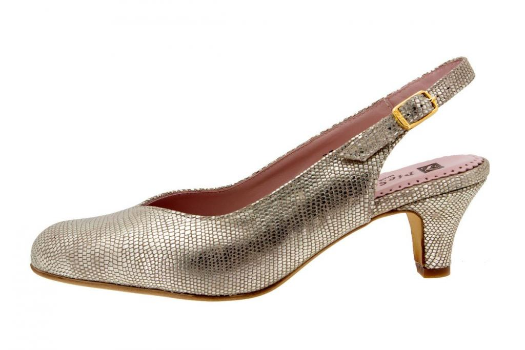 Court shoe Metal Sand 8229