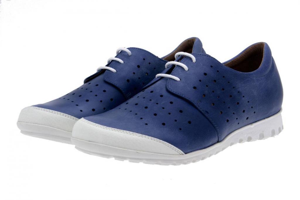 Sneaker Piel Blanco 8525