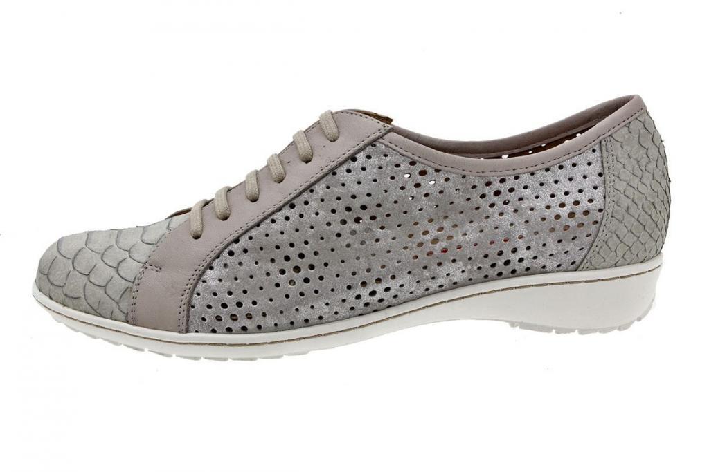 Tie shoe Snake Pearl 8752