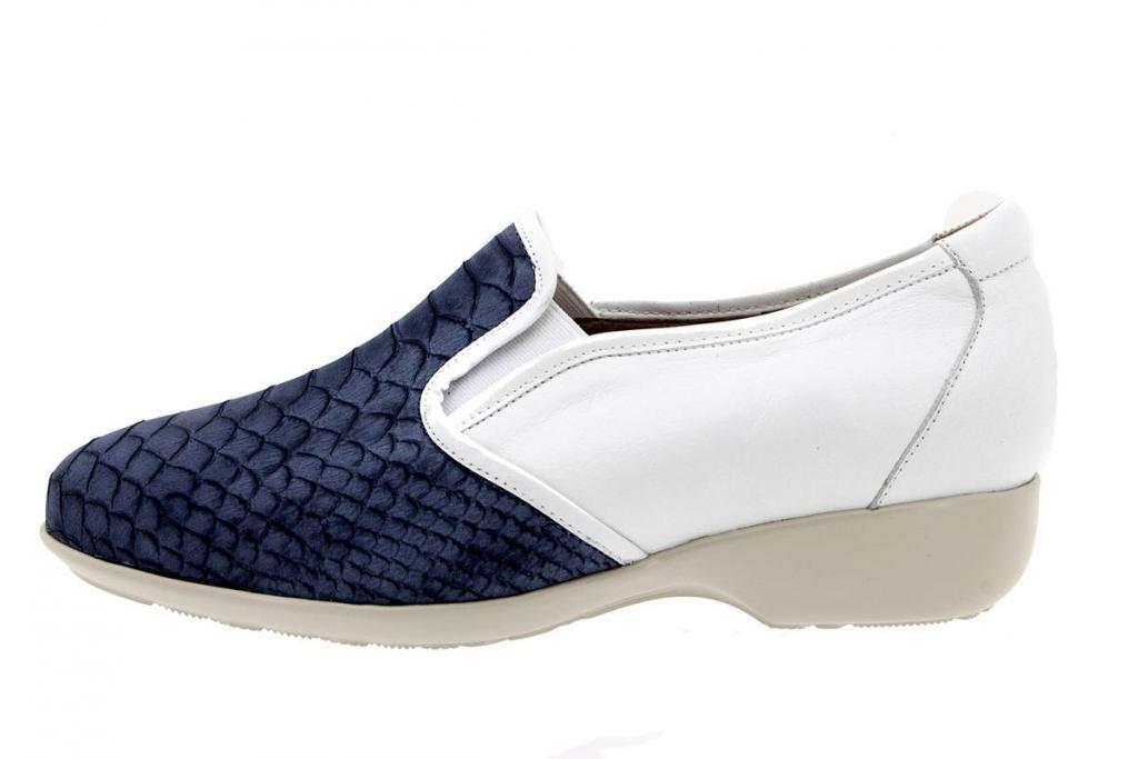 Sneaker Blue Snake 8768