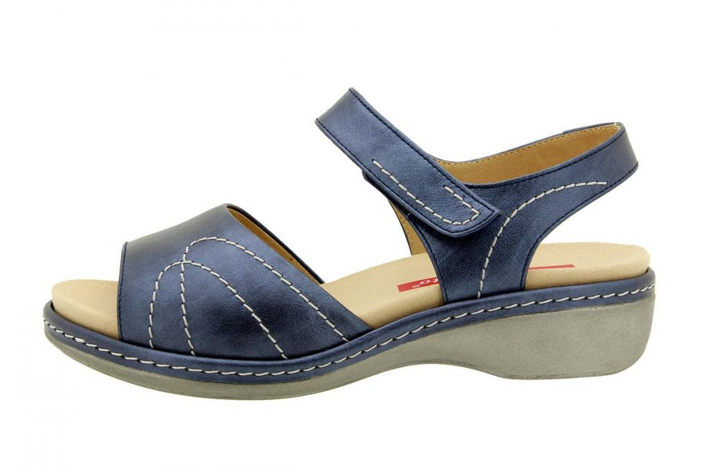 Removable Insole Sandal Pearly Blue 8801