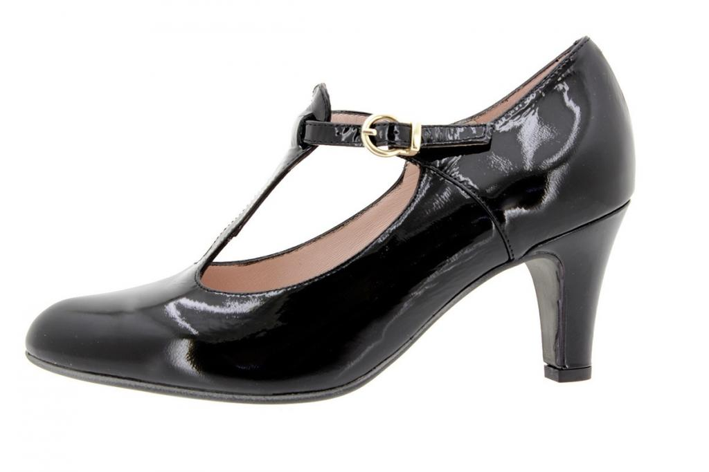 Mary-Jane Patent Black 9207