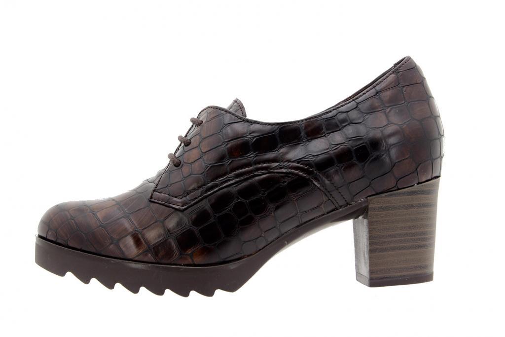 Tie shoe Coco Brown 9475