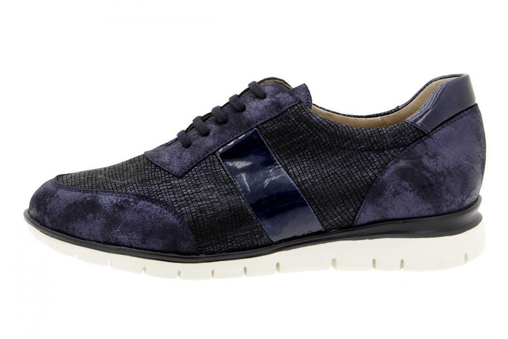 Sneaker Metal Suede Blue 9991