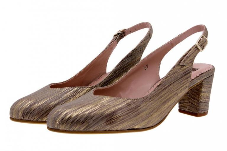 Court shoe Snake Mink 1229