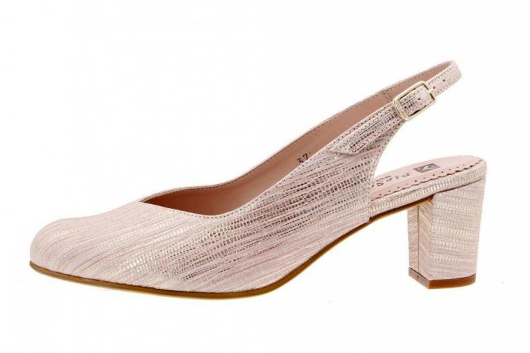 Court shoe Snake Nude 1229