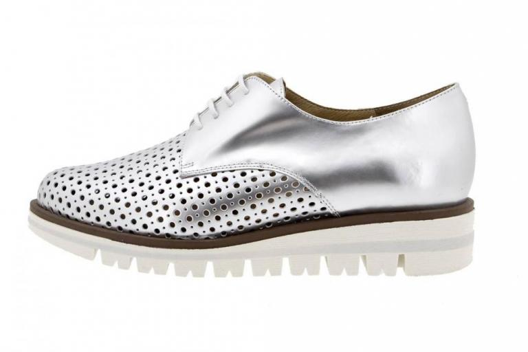 Tie shoe Mirror Pearl
