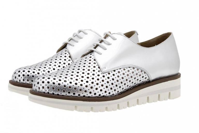 Tie shoe Mirror Pearl 1702