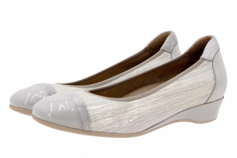 Flat shoe Patent Pearl 1723