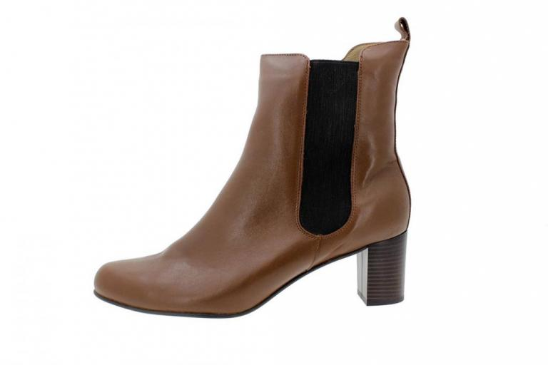 Ankle Boot Leather Nut 175866