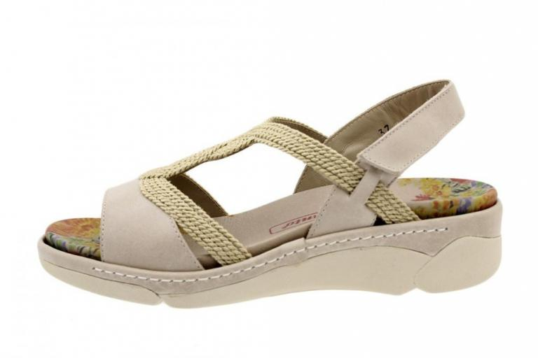 Removable Insole Sandal Sand Leather 180513