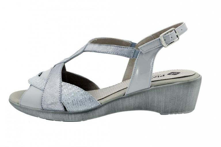 Wegde Sandal Pearl Patent 180552