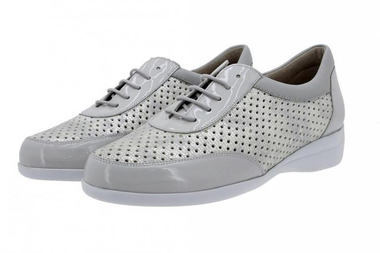 Lace-up Shoe Pearl Patent 180675