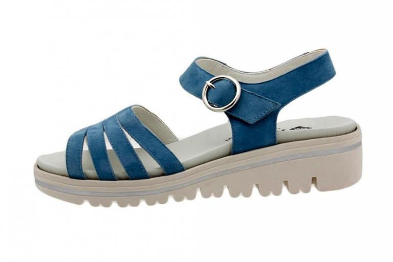 Removable Insole Sandal Sky Suede 180786