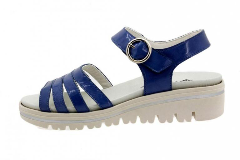 Removable Insole Sandal Jeans Patent 180786