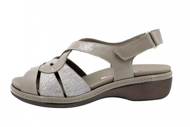 Removable Insole Sandal Sand Patent 180823